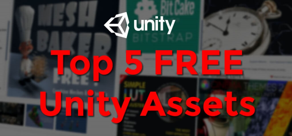 The 5 Best FREE Unity Assets, you don't know about!