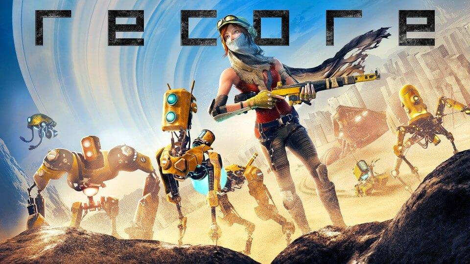 Recore Game - Microsoft Studios