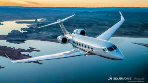 SOLIDWORKS Visualize Aerospace 2