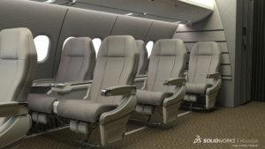 SOLIDWORKS Visualize Aerospace 4
