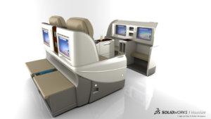 SOLIDWORKS Visualize Aerospace 8