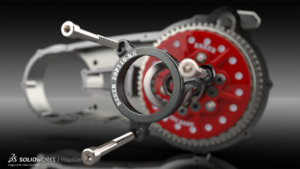 SOLIDWORKS Visualize Mechanical Example 15