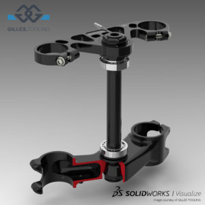 SOLIDWORKS Visualize Mechanical Example 8