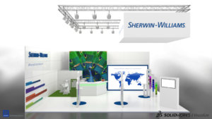 SOLIDWORKS Visualize Trade Show Example 01