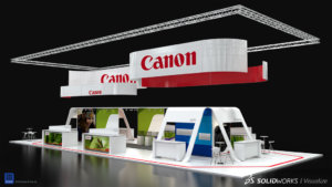 SOLIDWORKS Visualize Trade Show Example 03