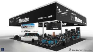 SOLIDWORKS Visualize Trade Show Example 08