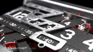SOLIDWORKS Visualize Watches Example 4