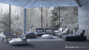 SOLIDWORKS Visualize General Example 03