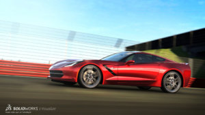 SOLIDWORKS Visualize General Example 13